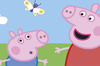 Peppa Pig heads to China with toy and publishing partners
