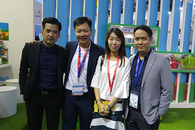 We were at the Guangzhou Toy Fair