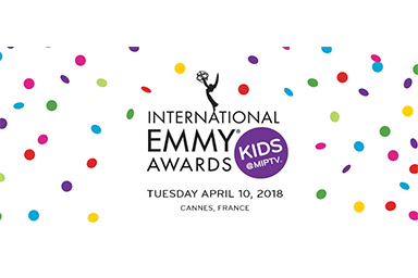 Oddbods Nominated International Emmy Kids Awards