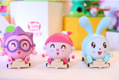 Baby Riki Toy Collection soft Launch